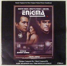 Enigma 33 tours Brigitte Fossey Michael Lonsdale 1983