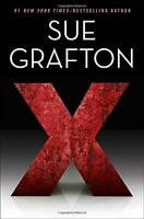 X (Kinsey Millhone Mysteries (Hardcover)) by Grafton, Sue Book The Fast Free