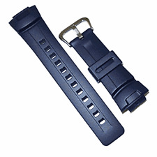 Genuine Casio Replacement Band G SHOCK G101 G100 BLUE G100-2