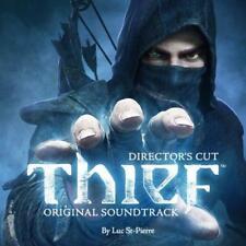 Thief - Director's Cut: Original Soundtrack - Luc St. Pierre (NEW CD)