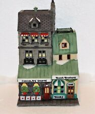 """Department 56 Christmas in the City Series """"The Cocolate Shoppe"""""""