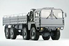 Cross RC MC8 1/12 Off Road Military Truck Kit 8X8 w/ Scale Interior