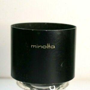 Minolta Lens Hood for Minolta 135mm f3.5 MC Rokkor Lens