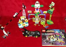 Lego Super Heroes DC Jokerland 76035 missing figures and canon ball