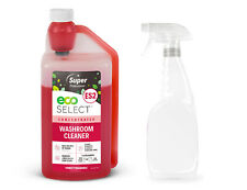 Concentrated Washroom Cleaner 1L + 750ml Refill ES2 Eco Select