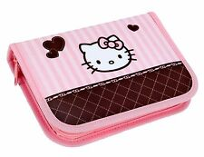 Schüleretui Hello Kitty 30-tlg. Federmappe Mäppchen Etui Schüleretui Federtasche