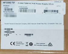 NEW HP / H3C X362 720W PoE Power Supply for 5500 / 5130 HI JG544A PSR720-56A
