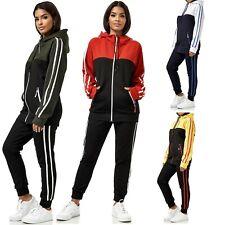 Damen Freizeitanzug Trainingsanzug Sport Fitness 3750