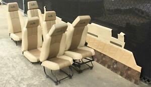 Piper Cherokee Six Leather Seats With Interior Parts (28429)