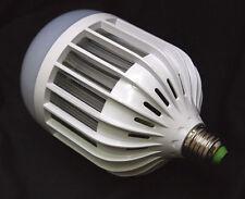 110V AC 36W Cool Pure White LED E26/E27 Base Light Bulb