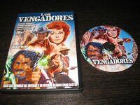 Los Avengers DVD Willian Holden Ernest Borgnine Susan Hatward
