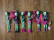 Monster High Dolls Venus swim class, signature 1st wave, coffee bean, fitness