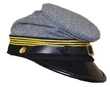 American Civil War Confederate Stonewall Jackson Repro Forage Cap Xlarge 60/61cm