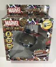 Marvel Groot Heli Ball Sphere Control Hand Fly Up 15' USB Charge Helicopter