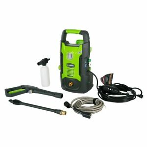 Greenworks 13Ah 1600 PSI 1.2 GPM Electric Pressure Washer GPW1602