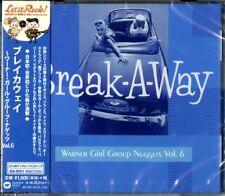 V.A.-BREAK-A-WAY- WARNER GIRL GROUP NUGGETS VOL.6-JAPAN CD D20