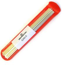 BERGEON FIBRA DI VETRO 6240-D Scratch Brush matita Ricariche Confezione da 12-HS6240-D