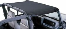 Rampage 893315 Acoustic Brief Header Mount fits 1997-2006 Jeep Wrangler - Black