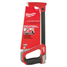 """Milwaukee 48-22-0050 12"""" High Tension Hacksaw in Metal Frame & Overmolded Handle"""