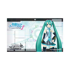 WeiB / Weiss Schwarz Hatsune Miku Project Diva f Cloth Playmat Play Mat