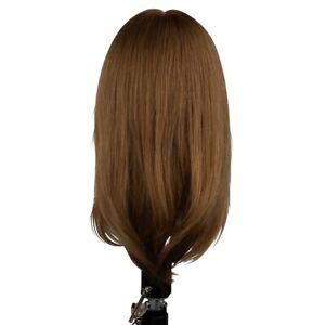 "Hairart Emma Light Brown Mannequin 16"" 40cm - 140211"