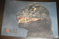 GODZILLA KING OF THE MONSTERS TOHO STUDIOS POSTER JAPAN VINTAGE 72x51