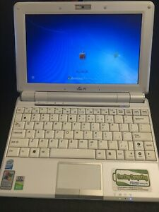 ASUS EeePC 1000HA Netbook - Win7 Intel Atom 1.6GHz processor 128GB SSD/ 2GB RAM