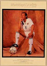 Thomas Dooley 1994 Upper Deck World Cup USA94 #WI5 Rare Soccer Insert Card
