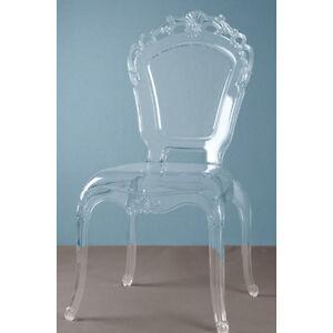 Baci Milano - Baroque & Rock - Stuhl Durchsichtig - Einzelhändler