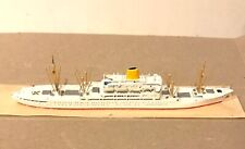 "CM-MINITUREN 1/1250  CM-KR 446 UK PASSENGER SHIP ""CATHAY"" MODEL SHIP"