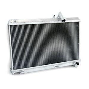 ALUMINIUM ALLOY RACE RADIATOR  RAD FOR MAZDA RX-8 RX8 1.3 SE3P FE3P 2003-2012
