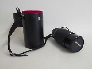 Vivitar Series 1 - 70-210mm Macro Focusing Lens And Case