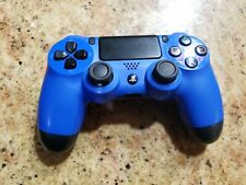 Sony Playstation 4 PS4 DualShock 4 Wireless Controller - Blue OEM