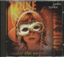 Judie Tzuke - Under The Angels...  (CD Album) .... Signed