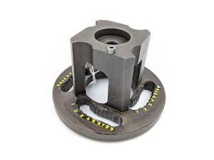Pro-Cut 50-687 4 Hole Direct Fit Brake Lathe Adapter (Used) Procut 50687