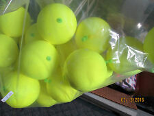 "NEW Lot of 3 Neon Yellow Bobbers 3"" Styro-Foam bobbers"