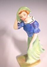 """Royal Doulton miniature - Windflower M79 - 4"""" HighOnly this one on e-Bay (#643)"""
