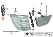 Genuine BMW F25 SUV Bulb Holder Rear Light Side Wall OEM 63217288198