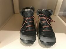 winter snow boots omni heat by columbia size 5 (youth)