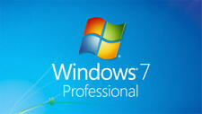 Windows 7 Professional sp1 64 Bit Install Boot Recovery Restore DVD Disc (pro)