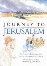 A Journey to Jerusalem by Pitt, Trevor Hardback Book The Cheap Fast Free Post