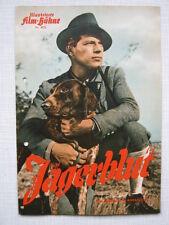 Filmprogramm IFB 4055   Jägerblut   Edith Mill, Helmuth Schneider