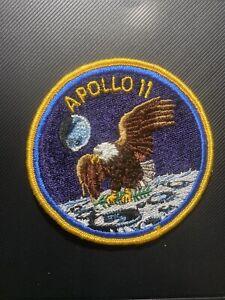 Apollo 11 Patch - Universal Commemorative
