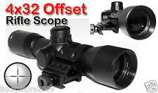 Us Army Project Salvo Paintball Gun Scope, Offset Scope For Paintball Guns, Rap4