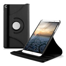 "Premium 360°Rotating Flip Black case cover For Huawei MediaPad M2 8.0"""