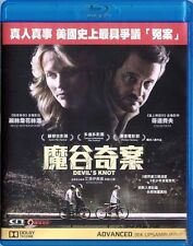 "Reese Witherspoon ""Devil's Knot"" Dane DeHaan Biography Region A Blu-Ray"