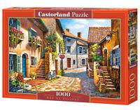 Castorland C-103744-2 - Rue De Village, Puzzle 1000 Teile - Neu