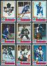 TORONTO MAPLE LEAFS 1974-75 High Grade Custom Made NHL Hockey Cards U-Pick THICK