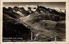 CPA   La plus haute route d'Europe - Route del Iseran Vaizni Mouxienne  (433395)