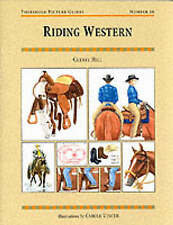 Riding Western by Cherry Hill - Threshold Picture Guide (Paperback, 2002)